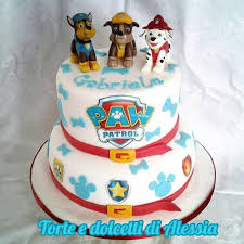 paw patrol cake auckland 349 figurines bought from a licensed
