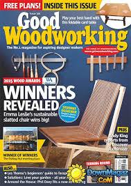 gadget information good woodworking magazine download