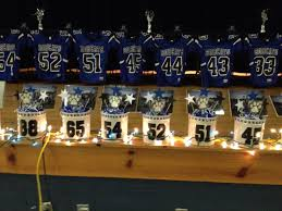 sports banquet centerpieces http www cool party favors com