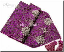 Purple Table L Purple Damask Table Runners Style Dining Table Pads High