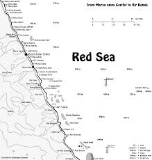 The Red Sea Map Index Of Red Sea Pictures