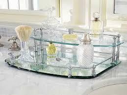 Silver Bathroom Vanity Extraordinary 50 Bathroom Vanity Tray Design Inspiration Of Best