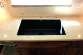 black granite composite sink black granite composite sink top kitchen sinks large super single