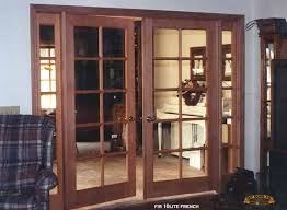 Solid Interior French Doors Decorative Glass French Doors Define This Home Office Simpson