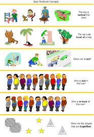 Categorizing Worksheets Prepositions Free Language Stuff