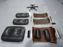 Eames Leather Lounge Chair Lounge Chair Resurrect Or Part Out