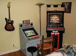 Neo Geo Arcade Cabinet Dave Beaudoin