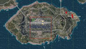pubg guide very basic guide how to range your weapon using your map in pubg