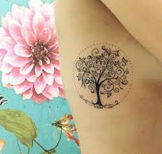 family tree tattoos design ideas