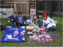 the fur trade era a trade game intersecting ojibwe art curriculum