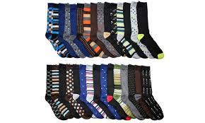65 on weitz dress socks 30 pack groupon goods