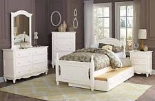 youth full bedroom sets full bedroom set ebay
