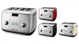 Kitchenaid 4 Slice Toaster Red Kitchenaid 4 Slice Toaster Toasters Small Kitchen Appliances
