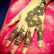 top 15 mehndi designs for fingers livinghours