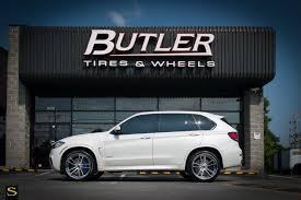 Bmw X5 White 2016 - bmw x5 savini wheels