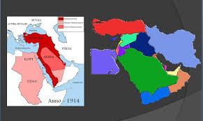 Ottoman Empire World War 1 World War I Teaching The Modern Middle East