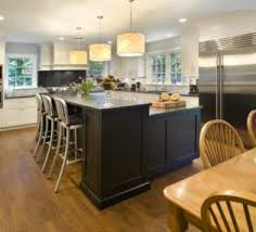 small kitchen island design l shaped kitchen island designs with seating and mini pendant