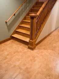 Floating Floor In Basement - dining room awesome best 25 cork flooring ideas on pinterest