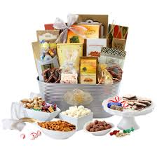 mishloach manot baskets gourmet christmas basket treat baskets