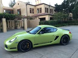 green porsche manual 2012 cayman r peridot green rennlist porsche discussion