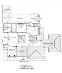kerala house plan with swimming pool arts very modern beautiful