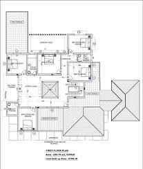 kerala house plan with swimming pool arts very modern beautiful