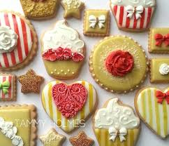 Elegant Christmas Cookie Decorations by 79 Best Tammy Holmes Images On Pinterest Sugar Cookies