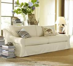 Leather Slipcover Sofa Pottery Barn Slipcover Sofa Beautiful As Covers On Sofas Basic