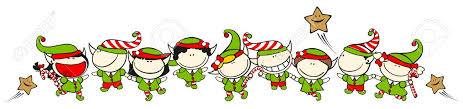 christmas elves kids 60 christmas elves royalty free cliparts vectors