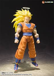 bandai figuarts dragon ball super saiyan 3 son goku
