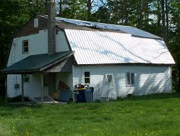 gambrel roof green mountain timber frames middletown springs vermont