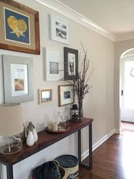 Bedrooms And Hallways Benjamin Moore Pale Oak Fin A Hallway With Medium Toned Wood