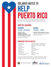 hurricane maria puerto rico relief