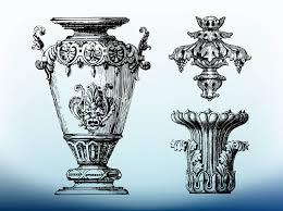 antique ornaments vector vector graphics freevector
