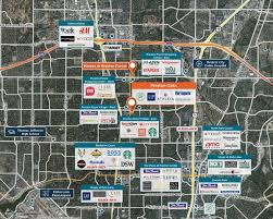 Dallas Culture Map by Preston Oaks Dallas Tx 75230 U2013 Retail Space Regency Centers