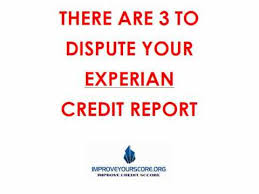 Dispute Letter For Experian experian credit dispute 3 ways to dispute experian credit reports