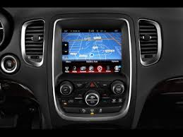 dodge durango stereo 2014 2017 dodge durango factory gps navigation radio upgrade