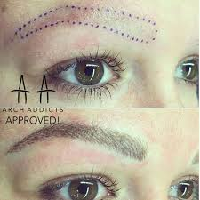 tattoo eyebrows lancashire 192 best future career images on pinterest brow eye brows and