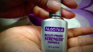 nutra nail bullet proof strength formula youtube