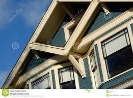 What Is Craftsman Style House Craftsman Style House Detail Royalty Free Stock Photography