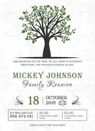 free printable family reunion invitations employee development