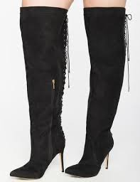 s extended calf size 12 boots plus size thigh high wide calf boots ready to stare