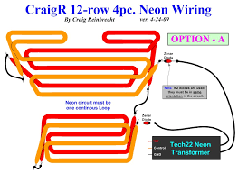 updated neon wiring diagram my b9 experience