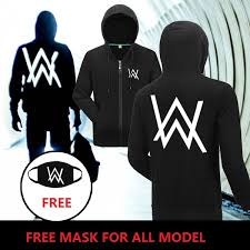 october promo dj alan walker faded jacket u0026 hoodie good quality