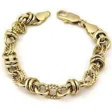 gold tone chain link bracelet images Gold tone chain link bracelet jpg