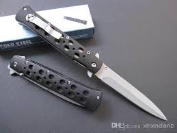 drop shipping cold steel 26s pocket knife sale survival