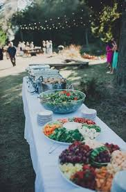 wedding buffet menu ideas best 25 wedding buffet menu ideas on outdoor diy