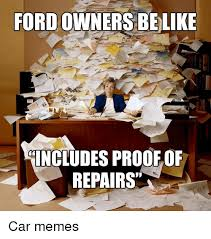 Funny Stick Figure Memes Of 2017 On Sizzle Here - ford owners belike includes proof of repairs car memes cars meme