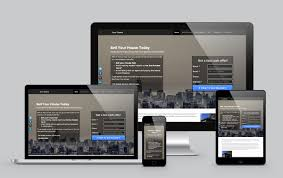 Best Real Estate Website Templates by Real Estate Html Website Template Best Website Templates
