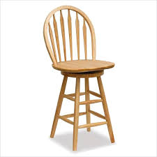 oak swivel bar stools sofa trendy stunning wooden with backs